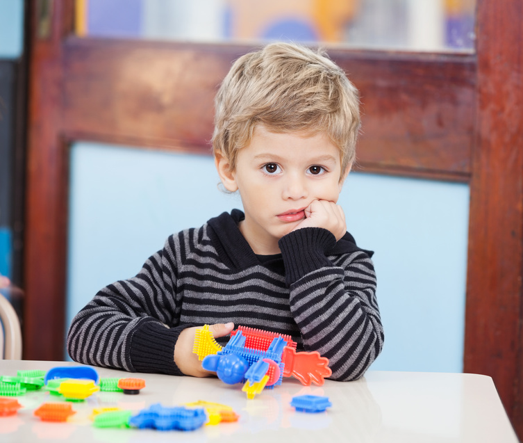 What to do if your Child Seems Unhappy in Preschool | Lily Pond, Bergen County, NJ