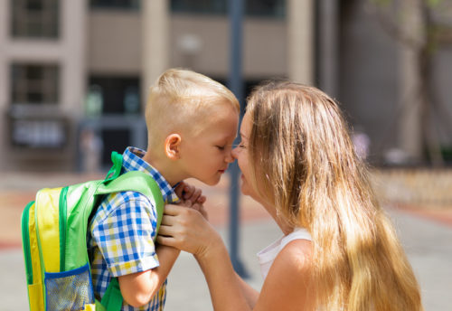 Daycare Transition Tips: Easing your Child into a New Daycare or Preschool