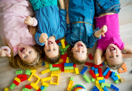 child care for young children
