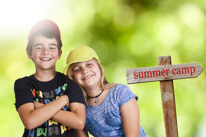 choosing a summer camp